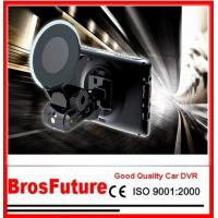 Best Car Black Box DVR Recorder with GPS Supporting AVI / Mini USB Flash Disk 300000 CMOS wholesale