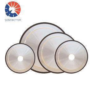 Best Surface Polishing Electroplated Diamond Grinding Wheels 45 Degree wholesale