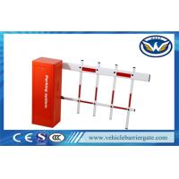 China 1 Sec High Speed Car Parking Barrier Gate Intelligent Parking System Rust Proof on sale