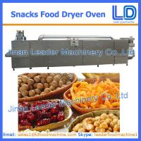 Best automatic Roasting Oven,Dryer for nut ,fruit sale wholesale