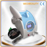 Best Portable 1064nm Q Switched Nd YAG Laser Pigmentation Removal with CE wholesale