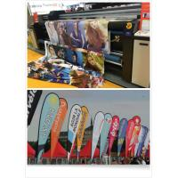 China Flag Fabric Dye Sublimation Printer With High Resolution Digital Machine on sale