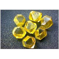 Cheap Synthetic single crystal diamond for Electron / Spaceflight , High Wear Resistance for sale