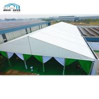 China Transparent Outdoor Marquee Tent / 25 x 50 Huge Canopy Party Tent 1000 People on sale