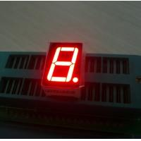 Best Ultra red 14.2mm Single Digit 7 Segment Led Display common anode For Digital Indicator wholesale