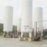 Best 20m3 Cryogenic industrial CO2 storage tank Liquid CO2 tank price with 10m3 wholesale