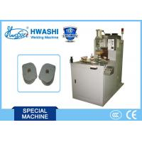 Buy cheap Multi Point Motor Rator Automatic Welding Machine Hwashi 25% Rated Duty Cycle from wholesalers