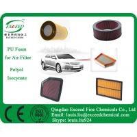 China Polyurethane foam for air filter on sale