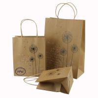 China biodegradable paper bag on sale