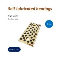 Best C86300 Bronze JIS, HBSC4 Copper Alloy previously Special Solid Lubricant Embedded wholesale