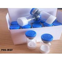 Healthy Growth Hormone Peptides For Bodybulding , PEG-MGF Pharmaceutical Powder