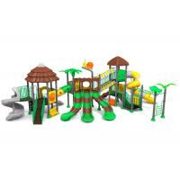 Best Galvanized steel pipe with splendid colors huge size outdoor playground equipment for massive site TQ-ZR1303 wholesale
