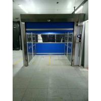 Best Class 10000 Clean Room Laboratory Stainless Steel Air Shower , PCL Control wholesale