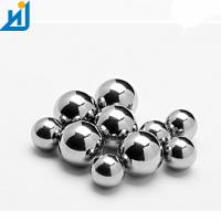 China 2.5mm 3.5mm 4.5mm 12.7mm Small Stainless Steel Balls 304 316 Stainless Steel Bead on sale