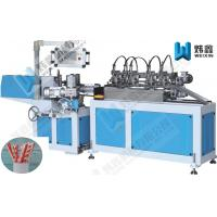 Best Blue Paper Tube Making Machine Automatic Paper Drinking Straw Packing And Paper Straw Printing wholesale