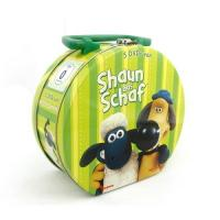 Best lunch tin boxes for DVD discs wholesale
