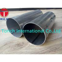 China Round Aluminized Welded Steel Tube OD127mm*WT1.5mm for Automotive Parts on sale
