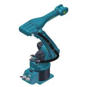 Best Standard Modern Automatic Robotic Arm , Ground Mounted Mini Robot Arm wholesale