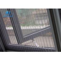 China Polyester Plisse Insect Screen Eco - Friendly Long Service Life Dustproof on sale