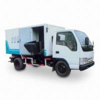 Best Arm Type Garbage Truck with EQ1040TJ20D3 Chassis Type and 90kph Maximum Speed wholesale