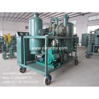 China Used Insulation Oil Regeneration System, Transformer Oil Recycling Unit ZYD-I-300(300LPM) on sale