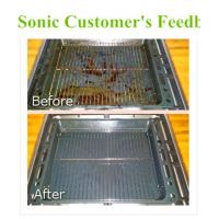 Buy cheap Fast Food Stainless Steel Soak Tank Chemical With Heater On / Off Indicator from wholesalers