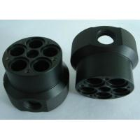 Best Custom Black ABS Machined Plastic Parts By Material Cutting CNC Turning Milling wholesale