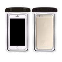 Best Ultra Thin Underwater Smartphone Case , Water Resistant Phone Pouch wholesale
