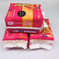 Best 240mm And 290mm Ladies Sanitary Napkins With Ultra Thicker Composition wholesale
