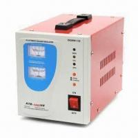 Best AC Automatic Voltage Regulators with Stabilizer Relay Type and 120 to 265V Input Voltage wholesale