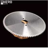 Best Frame Profile Pcd Saw Blades , Diamond Tip Blade 100T 120T Long Service Life wholesale