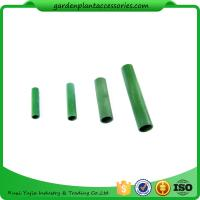 Best Green Bamboo Trellises Garden Cane Connectors Match With Garden Stakes 10pcs/pack Garden Stakes Connectors wholesale