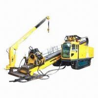 Buy cheap Drilling Rig with 10,000Nm Rated Torque and 0 to 20° Drilling Angle from wholesalers