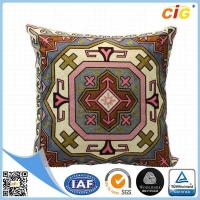 Best Custom OEM Decorative Pillow Cover , Square Modren Throw Pillows With Polyester Or Cotton wholesale