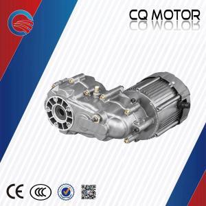 China 36v/48v 350w-1000w EV dc motor spare parts kit for battery auto rickshaw on sale