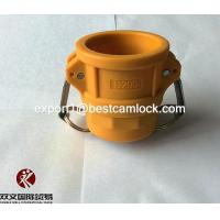 Hot sale and high quality Mil-C-27487 Nylon  Male BSP Threaded Cam and Groove Coupling