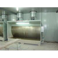 China KX-SP3200B water based paint spray booth on sale