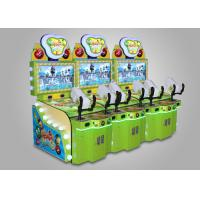 Simulating Fruit Concept Commercial Arcade Shooting Machine 37 inch Monitor