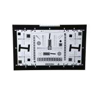 Best 4x high resolution test chart for cctv camera 2000 lines wholesale