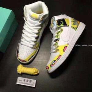 Best Nike dunk sb high pro male sport shoes athletic shox sneaker wholesale