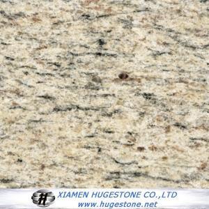 Best  Giallo Cecilia Granite Slabs, Brazil Yellow Granite Tiles wholesale