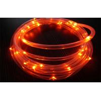 Best Party LED Decorative String Lights With PVC Tube 100 PCS LEDs , 10m , Adapter wholesale