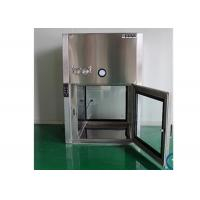 Best GMP Standard Dynamic Air Shower Pass Box For Pharmaceutical Factory wholesale