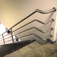 Best grab bar with Brass body and Zinc base Y1018 wholesale