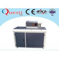 Best Cnc Bending Machine For 3d Channel Letter , Metal Bender Machine With Two Servo Motors wholesale