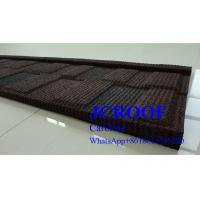 Best JCROOF  0.42mm Thickness Stone Coated Roofing Tiles For Structure Building wholesale