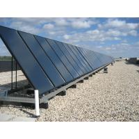 China CE and Solar keymrk approved heat pipe solar energy collector for hotel, pool etc. project on sale