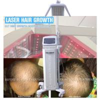 Best Energy Adjustable Hair Laser Growth Machine With 650nm / 670nm Wavelength Real Laser Diodes wholesale