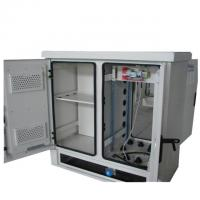 Buy cheap Telecom Communication Network Equipment Rack Aluminum Enclosure Double Layer from wholesalers