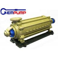 China DL series vertical Multistage High Pressure Pumps stainless steel Material on sale